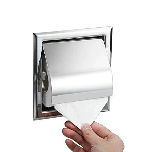 toilettenpapierhalter in der wand