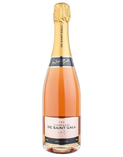 de Saint Gall Champagner Rosé Brut, 1er Pack (1 x 750 ml)