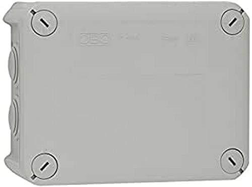obo-bettermann System conex. IJF.–Box Abzweigkasten T250240x 190x 95Konus Eingang Polypropylene Freien halogenos GR