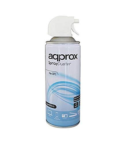 Approx APP400SDV3 - Spray de aire comprimido, color blanco [España]