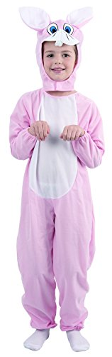 Rire Et Confetti - Fibani017 - Déguisement pour Enfant - Costume Petit Lapin - Taille M