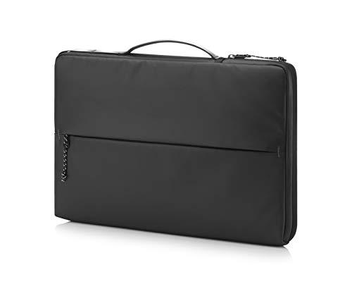 HP 14 Sports Sleeve Laptophülle (14 Zoll, wasserabweisend, Laptopschutz, Hülle) schwarz