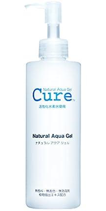 Exfoliante Cure Natural Aqua Gel, 250ml