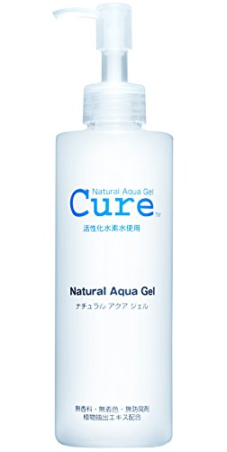 TOYO - CURE: Natural Aqua Gel, Water Skin Exfoliator (8.5 oz - 1 Pack)
