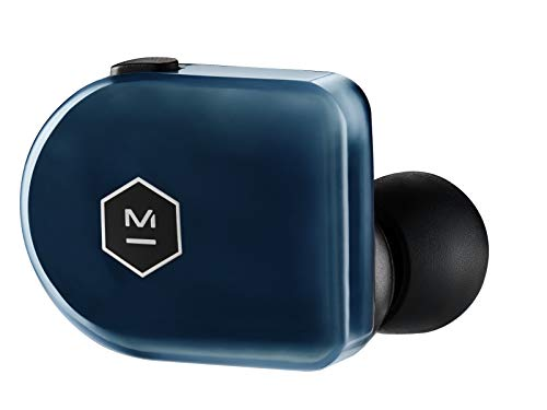 MW07 Plus True Wireless Auriculares - Acero Azul