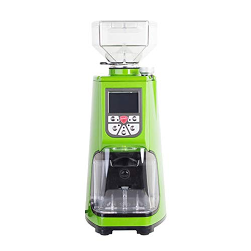 Eureka Verde Molinillo de café electrónico