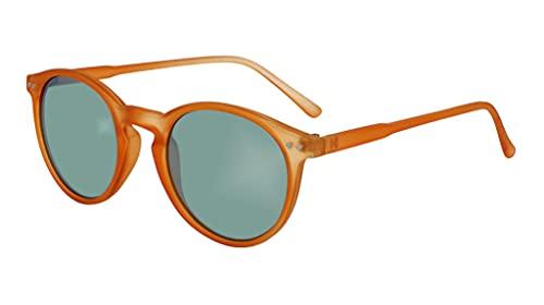 JARA Gafas de Sol Unisex 11016 (Naranja)