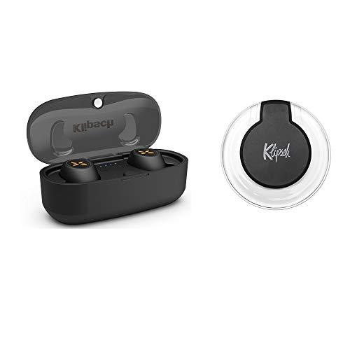 Klipsch S1 True Wireless, kabellose Kopfhörer, Schwarz