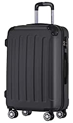 BEIBYE hard case suitcase, trolley or backpack