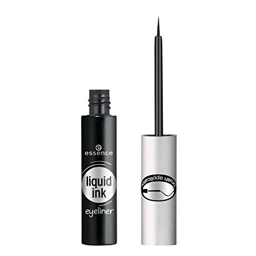 essence liquid ink eyeliner 01-3er Pack
