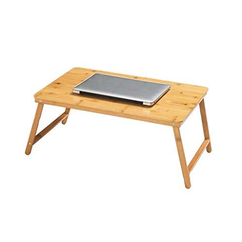SKYEI Mesa multifunción, bandeja de cama plegable, mesa de desayuno ajustable (color: D) escritorio (color: E)