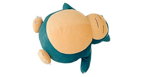 BANPRESTO Pokemon big Snorlax stufted Pokemon Snorlax