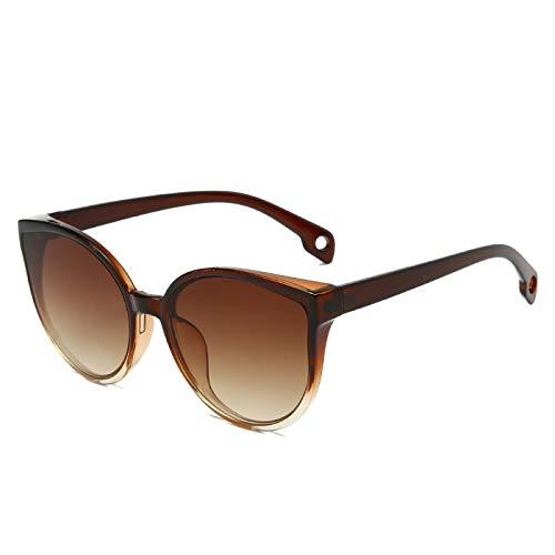 Occhiali da Sole Sunglasses Occhiali da Sole Cat Eye Moda Donna Occhiali da Sole Oversize Protezione UV Occhiali da Donna Occhiali da Sole Oculos De sol C1