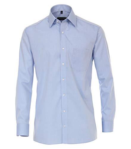 CASAMODA Hemd, Camicia Formale Uomo, Blu, 54 (Taglia Produttore:)