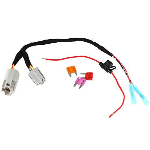 03 gmc yukon stereo wire harness - 9