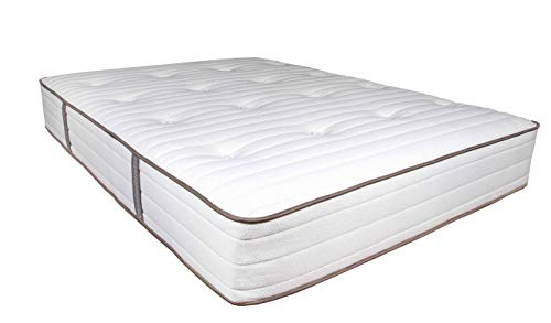 My Green Mattress - Natural Escape - GOTS Organic Cotton, Natural Eco-Wool and GOLS Certified...