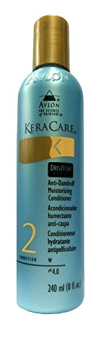 Keracare – 2 – Dry & Itchy Scalp Anti anti-pelliculaire Après-shampoing hydratant 240 ml