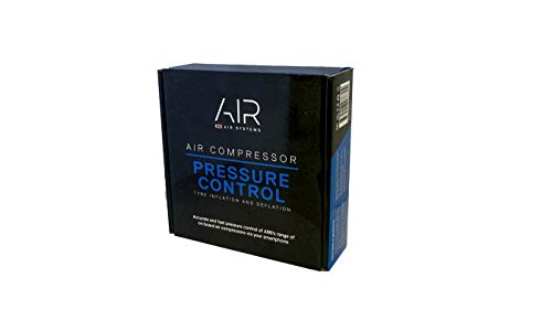 ARB 0830001 Tire Inflation and Deflation with Smart Pressure Control System Air Compressor