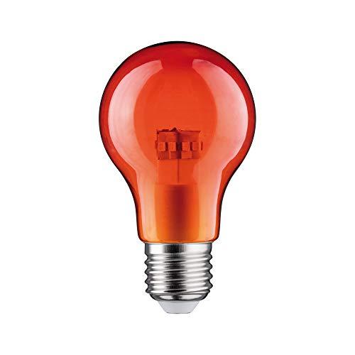 Paulmann 284.51 LED AGL 1W E27 230V Orange 28451 Allgebrauchslampe Leuchtmittel Glühlampe Lampe