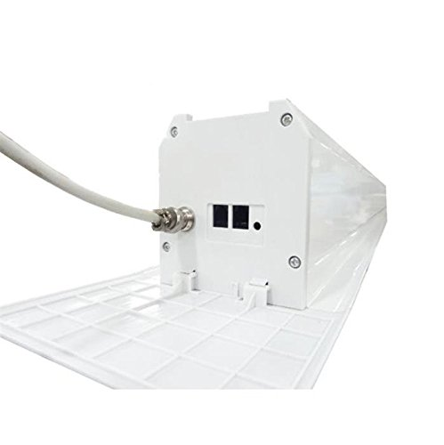 KIMEX 048-1514 Pantalla de proyección eléctrica empotrable 2,40x1 ...