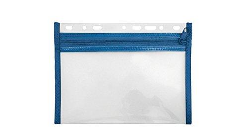 Veloflex velobag XXS Folder A5 Made of PP with Reinforced Textile Edges XXS, A5 Blue