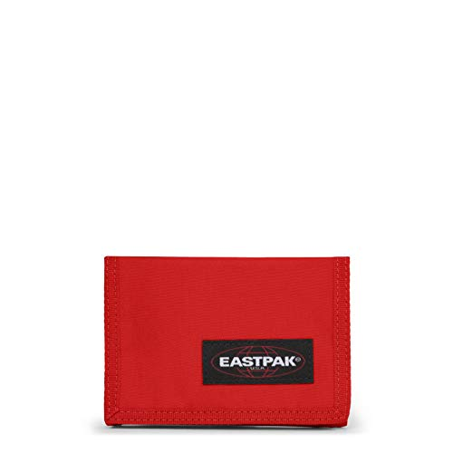 Eastpak CREW SINGLE Portamonete, 14 cm, Rosso (Teasing Red)