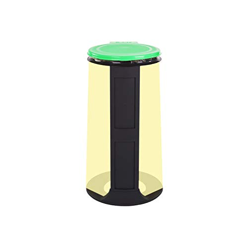 Gies Müllsackständer bis ca. 120l, ø 40 x 76 cm BPA frei grün - Made in Germany