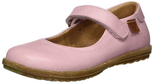 Naturino Jungen Mädchen Baia Riemchenballerinas, Pink (Rosa 0m02), 28 EU