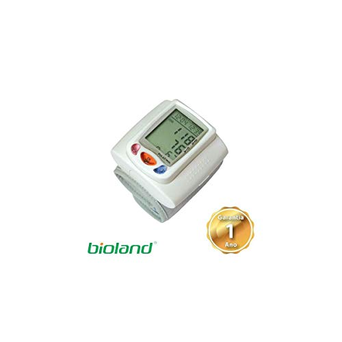 Medidor de Pressão Digital de Pulso 3001 Bioland