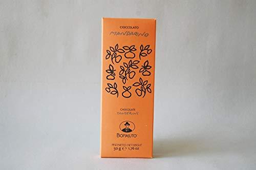 Cioccolato Di Modica Specialità Di Sicilia 50g Aroma Mandarino 3PZ