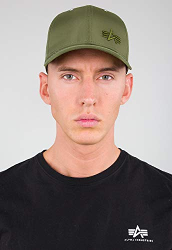 Alpha Industries Small Logo Flight Cap