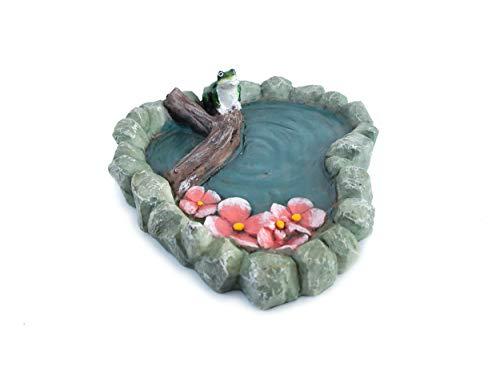 Parva Garden Miniatur-See oder Teich – Feengartenzubehör