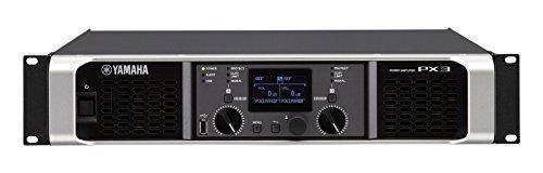 Yamaha PX3 Dual Channel 2x500W Lightweight Power Amplifier w/ DSP