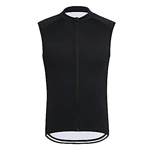 MTB Jersey Alpine Jersey de Descenso para Hombre de Manga Corta, Chalecos de Ciclismo Profesional Team Jersey de Bicicleta Ropa de Ciclo Superior Abrigo Camiseta de Jersey para Hombre para, XXL
