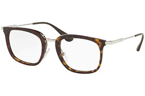 Prada Herren 0PR 11UV Brillengestell, Havana, 51