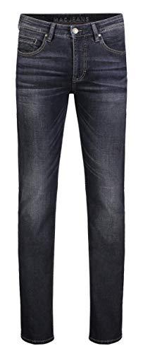 MAC Jeans Herren Arne Jeans, Grau (Authentic Dark Grey Blue H862), W34/L36
