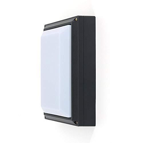 Lichtsteuerung Wandhalterung 15W 1200Lm 36 Led Ip65 Wasserdichte Außenwandleuchte Radarsensor Dimmbare Außenleuchten...