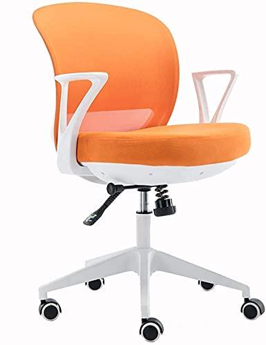 Silla de oficina silla de escritorio silla de computadora silla de oficina giratorio, tela de malla silla de computadora silla de juego silla de juegos giratorio perezoso silla de oficina reclinable j