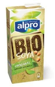 Alpro Bio Soya Drink Original - 1 l Bio, laktosefrei, vegan