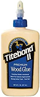 Titebond 8 oz. II Premium Wood Glue