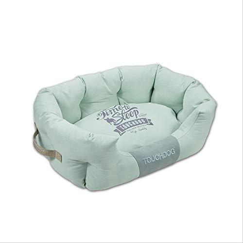 IWINO Warming Hond Huis Zacht Materiaal Nest Hond Manden Vallen En Warm Kennel Voor Kat Puppy Bed Voor Hond Kat Huisdier Hondenbedden