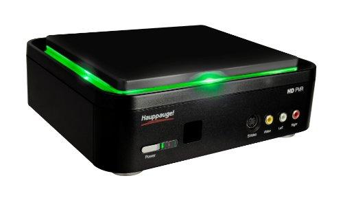 Hauppauge HD PVR Gaming Edition TV-Tuner (Video/Audio-Ausgang, Upscaler 1080i, USB 2.0)
