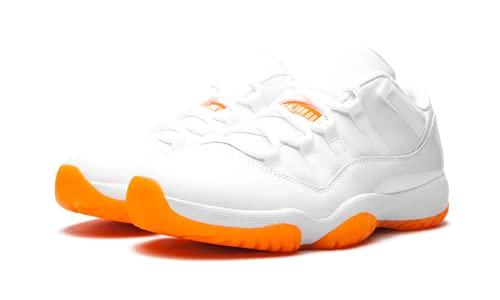 Jordan 11 Retro Low Bright Citrus Blanco/Bright Citrus (AH7860 139) -, Blanco/Bright Citrus, 39 EU