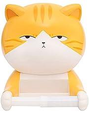 トイレットペーパーホルダー カワイイ猫ペーパーホルダーCT-390