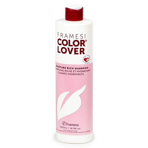 Framesi Color Lover Moisture Rich Shampoo, 16.9 fl oz