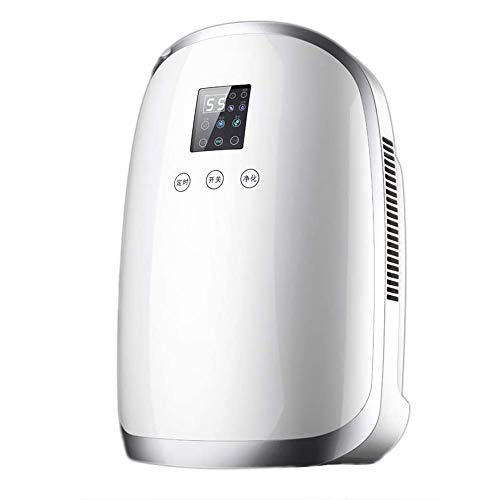 Discover Bargain HWZQHJY Dehumidifier with Digital Humidity Display, Sleep Mode, Continuous Drainage...