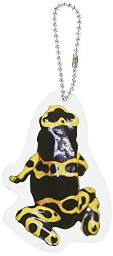 サンメニー キーホルダー 「True frogs key holder」 キオビヤドクガエル