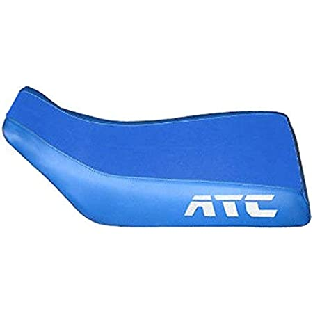VPS Seat Cover Compatible With Honda ATC 200X 1984 through 1986 Blue Logo Seat Cover