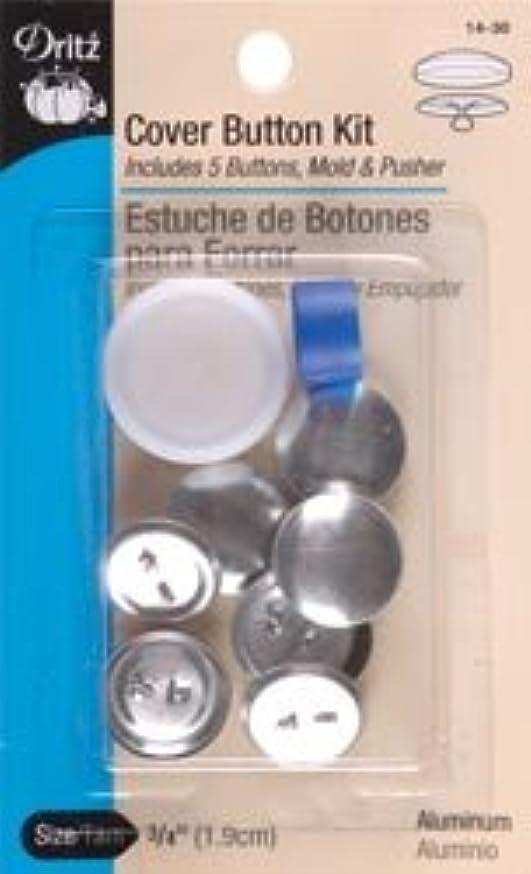Bulk Buy: Dritz Cover Button Kits Size 30 3/4