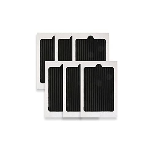 wuxinye Kylskåp Luftfilter Cleaner Filter FIT FÖR EAFCBF FÖR PAULTRA 242061001 241754003 Frys Renande luftfilter Reservdel
